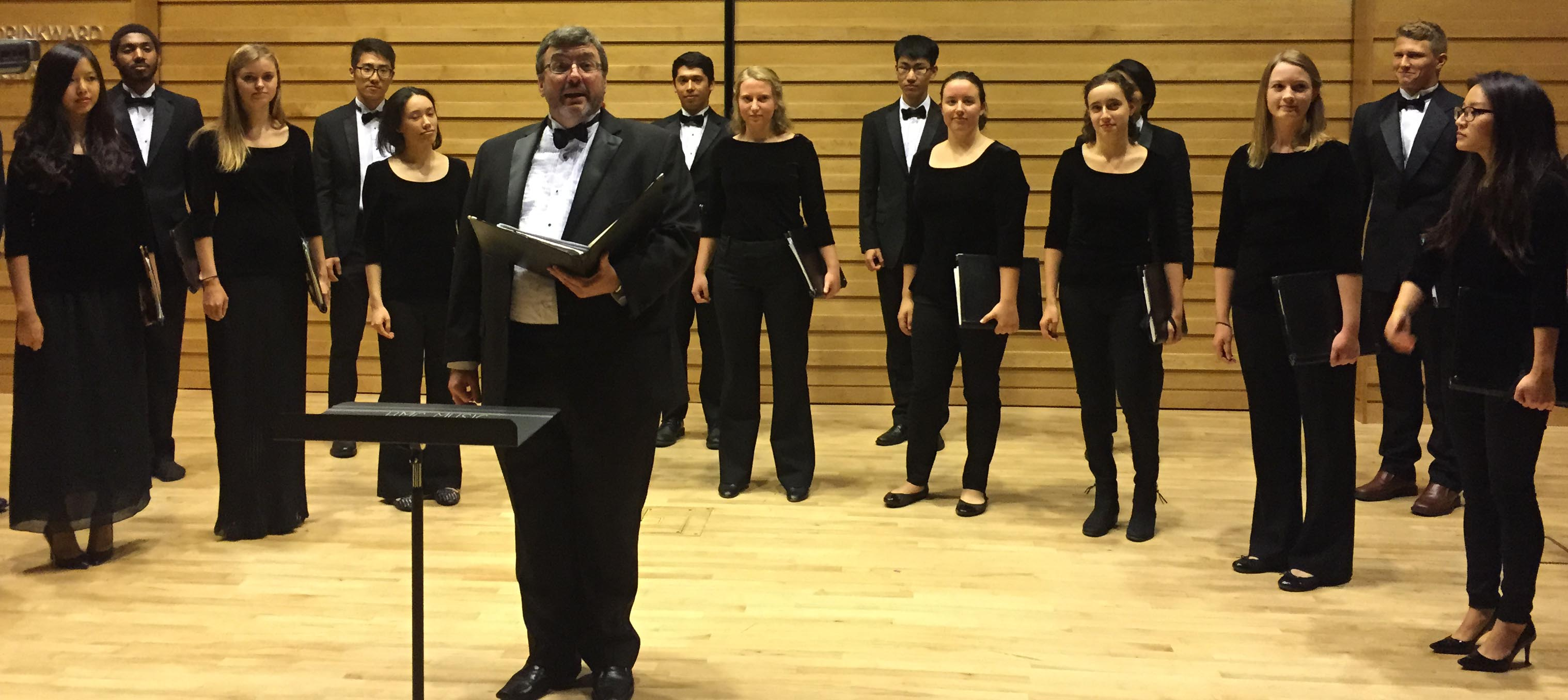Chamber Choir Sp 2015