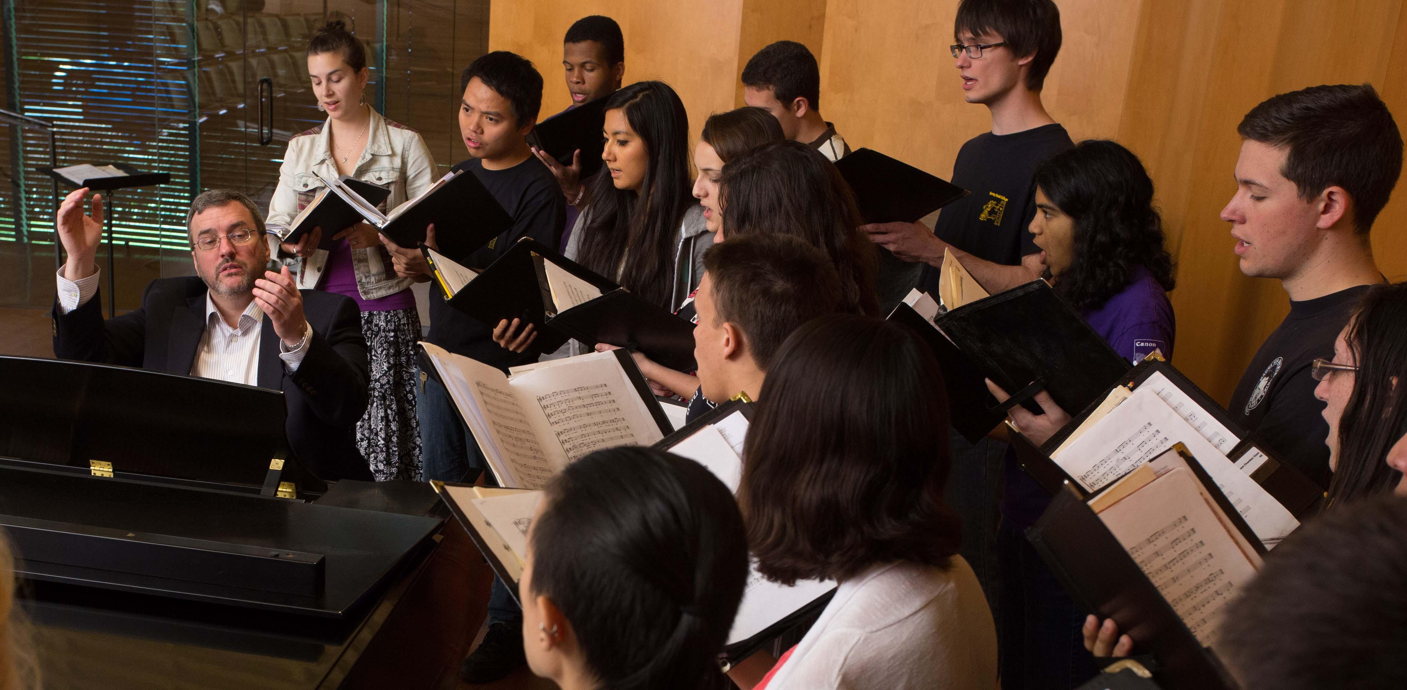 Chamb Choir